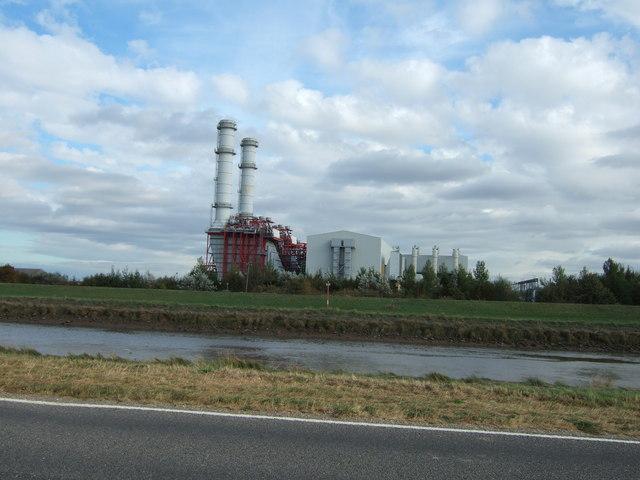 Sutton Bridge power station