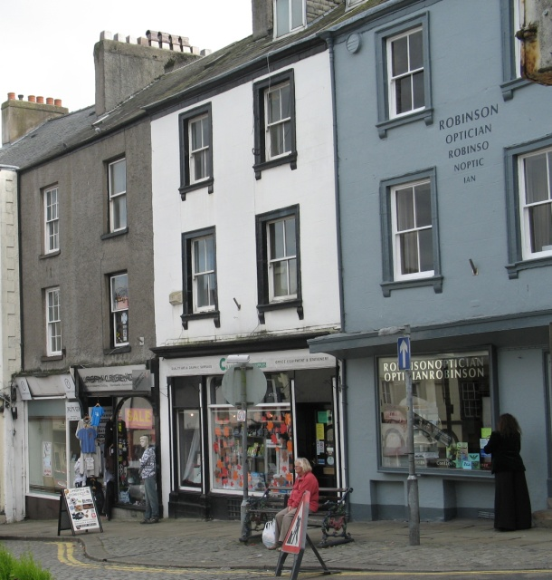 Shops, Town Square at Ulverston