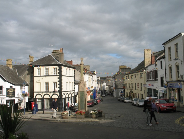 Town Square at Ulverston