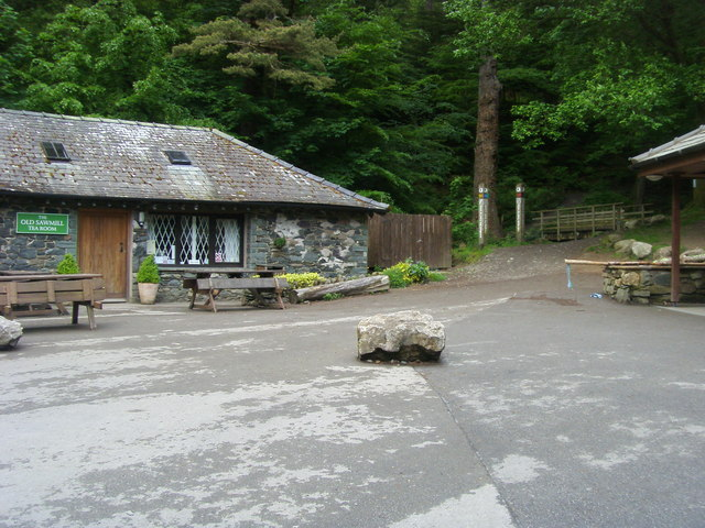 The Old Sawmill Tea Room