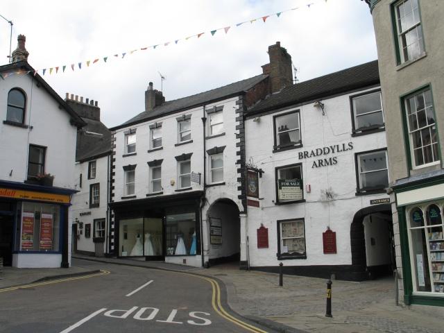 Braddylls Arms at Ulverston