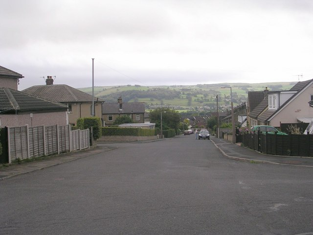 Daisy Hill - viewed from Craven Drive