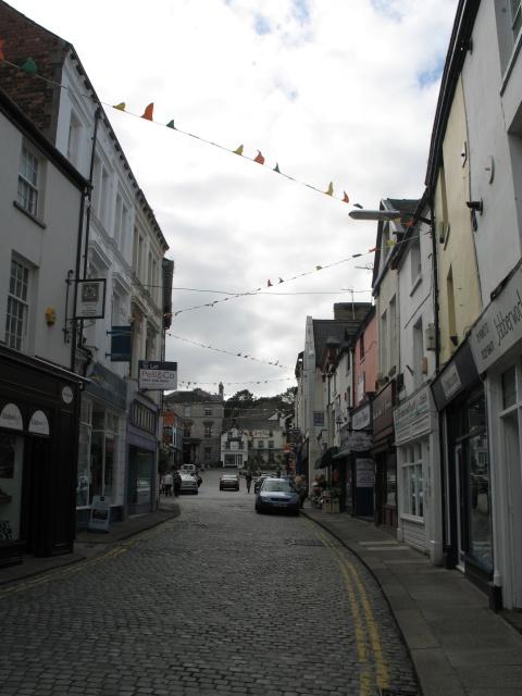 Market Street at Ulverston