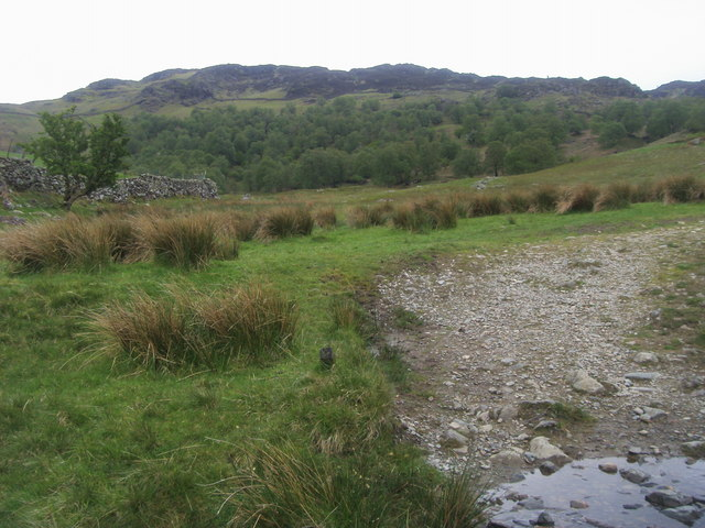 Footpath to Dock Tarn