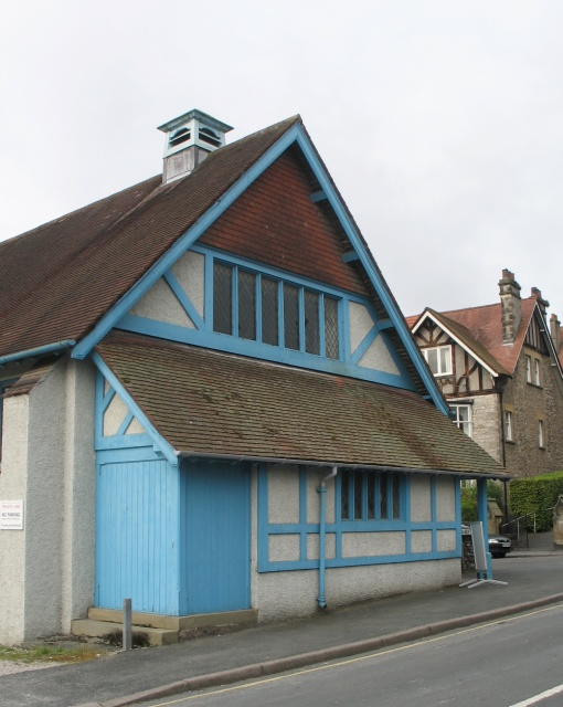 St. Paul's Church Hall at Grange-over-Sands