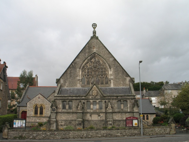 The Methodist Church at Grange-over-Sands