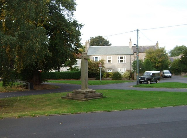 Gainford Stone Cross