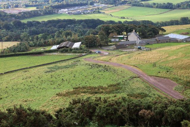 Castlelaw Farm