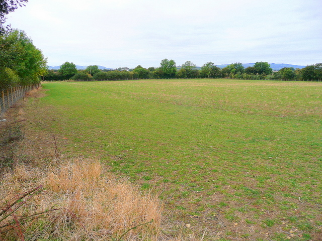Arable land south of Pitchers Hill