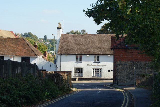 Ye Olde Ship Inn, Guildford, Surrey