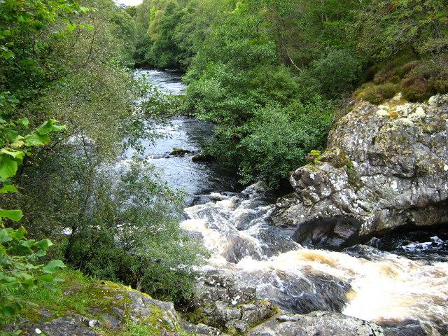 Upper Falls of Shin