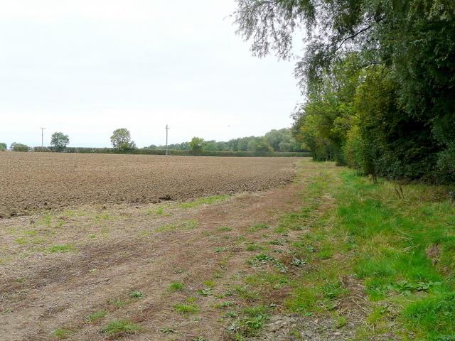 Arable land at Hayway Farm