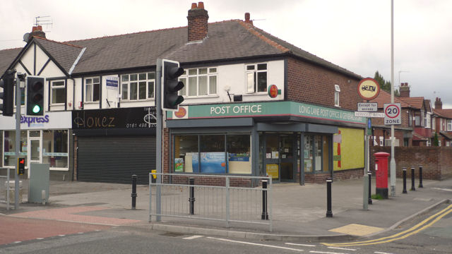 Long Lane Post Office and General Store