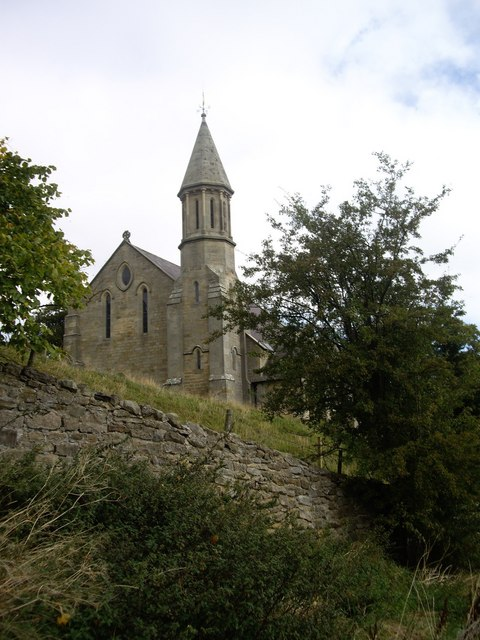 The Church of St Andrew, Winston