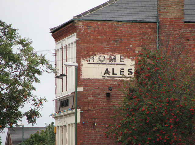 Home Ales in Shipstone's Territory