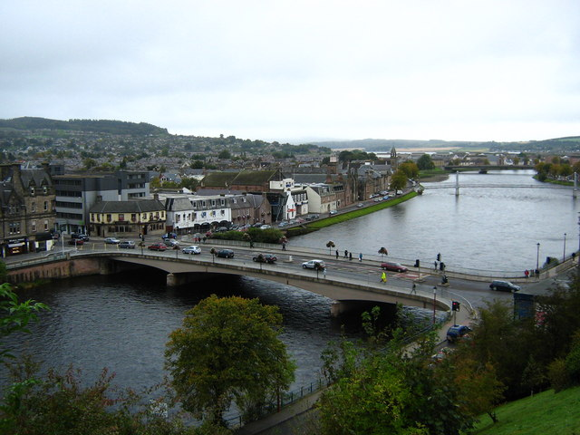 Ness Bridge, Inverness
