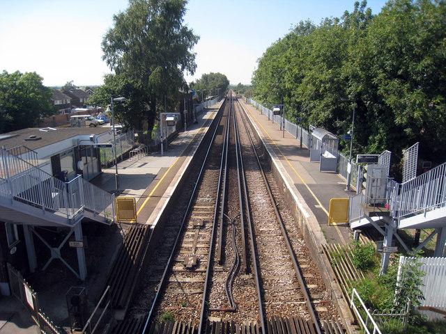 Teynham Railway Station