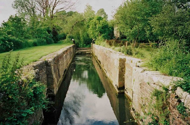 Cerney Wick Lock, Thames & Severn Canal