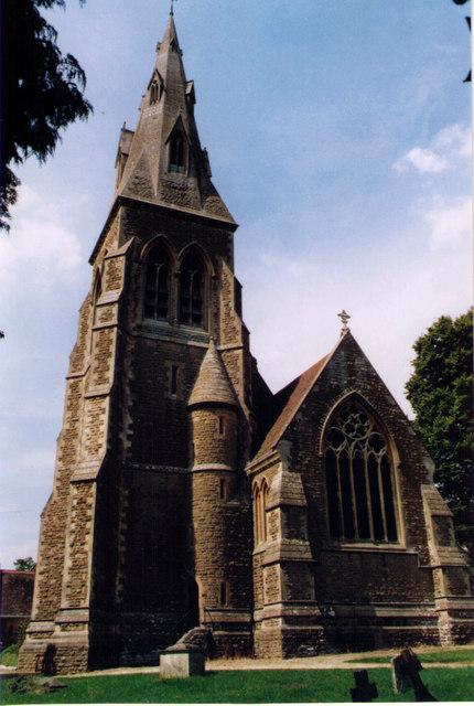 St Mary, Stratfield Mortimer