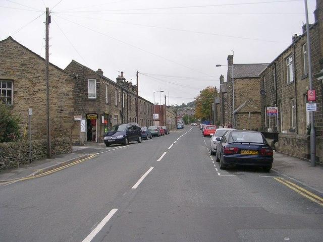 Elliott Street - Kirkgate