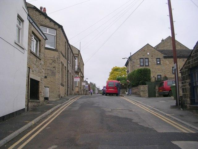 New Road - Kirkgate
