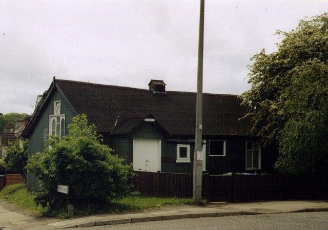 Bassett Mission Hall