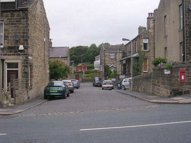 Pickard Lane - Bolton Road