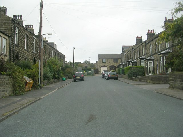Bolton Terrace - Dale View