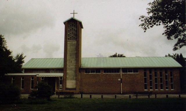 St Peter, Maybush