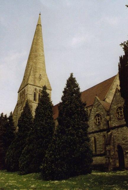 Holy Trinity, Millbrook