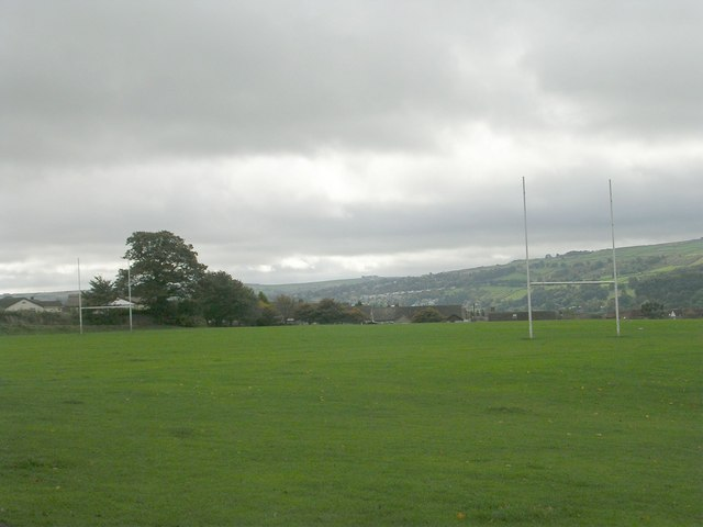 Playing Field - Dale View