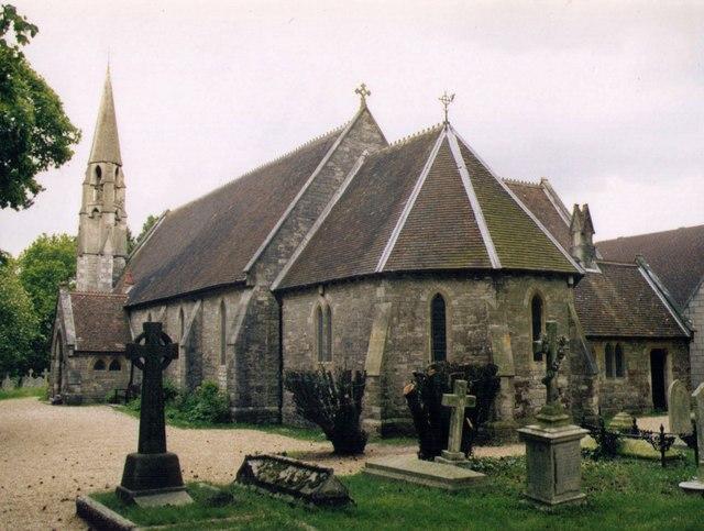 St Mary, Sholing