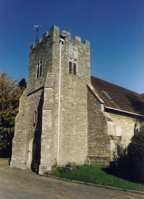 St Mary, South Stoneham