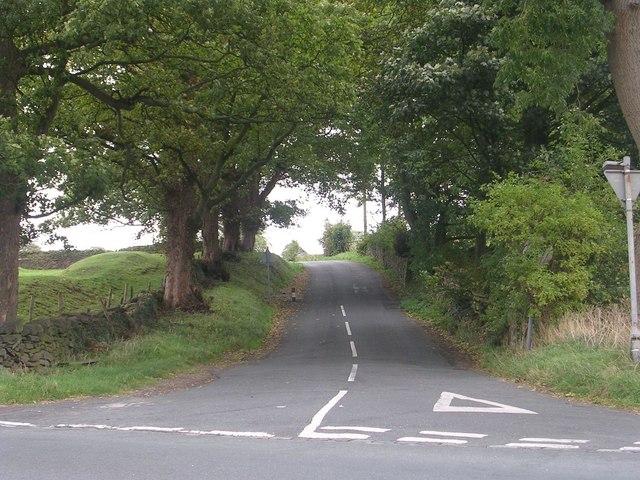 Brown Bank Lane - off Bolton Road
