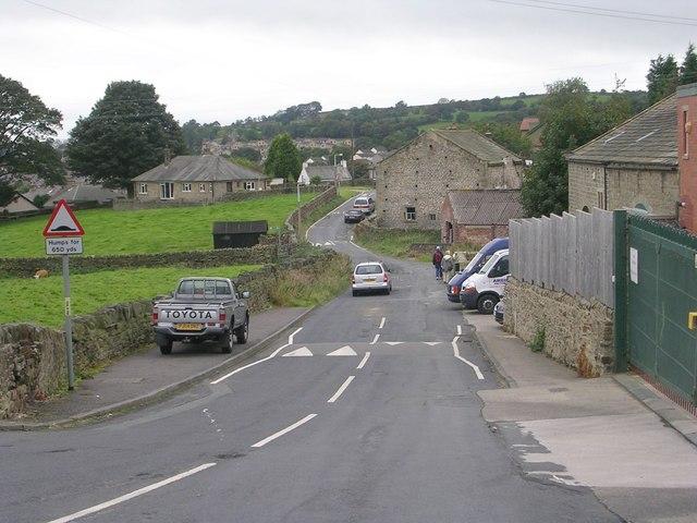 North Street - off Bolton Road
