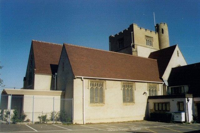 St Alban, Swaythling