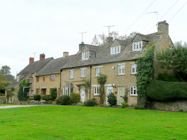 Broadwell cottages 1