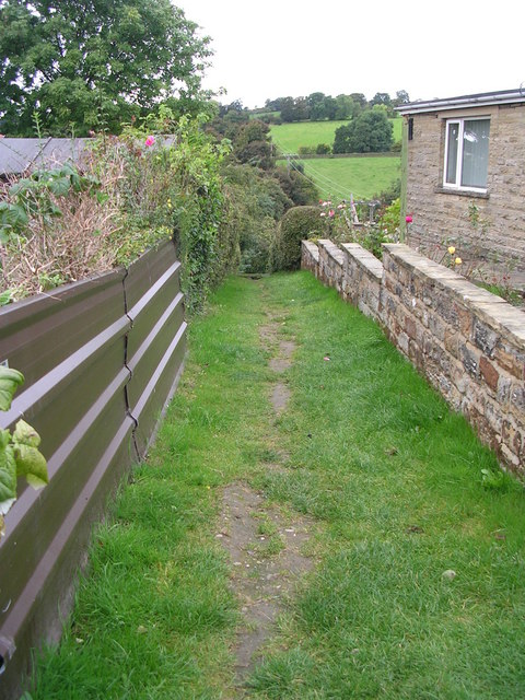 Footpath - Browcliffe
