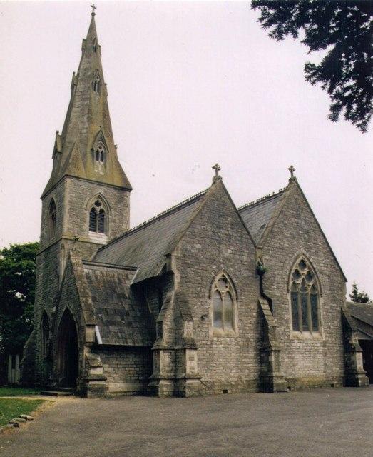 Holy Trinity, Weston