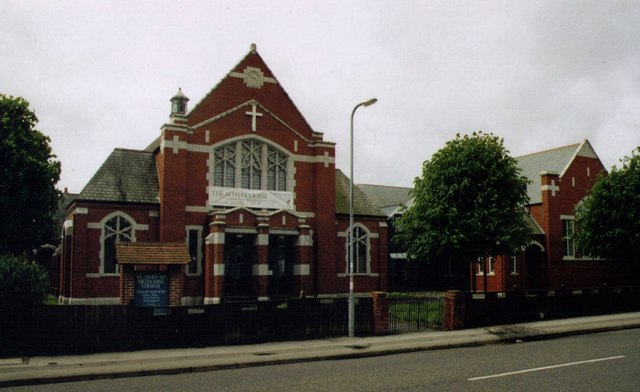 Shirley Methodist Church