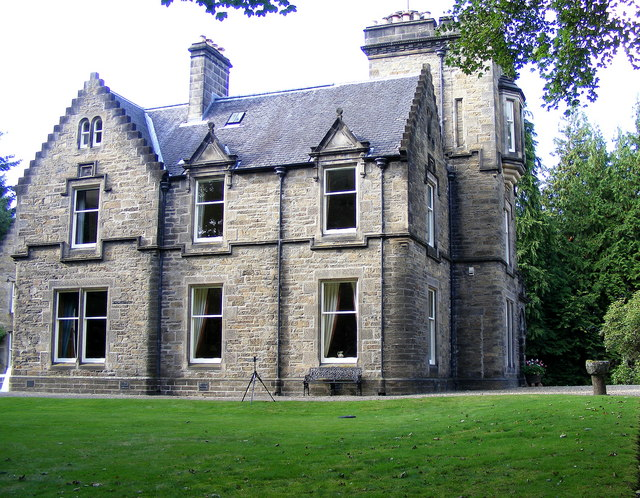Linn House at Keith