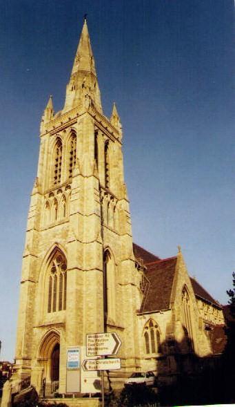 St Peter, Bournemouth