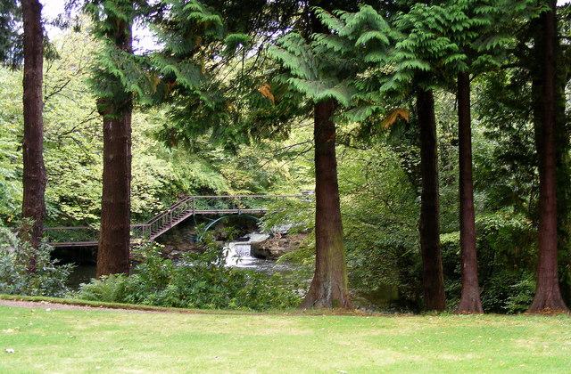 Linn Falls at Keith