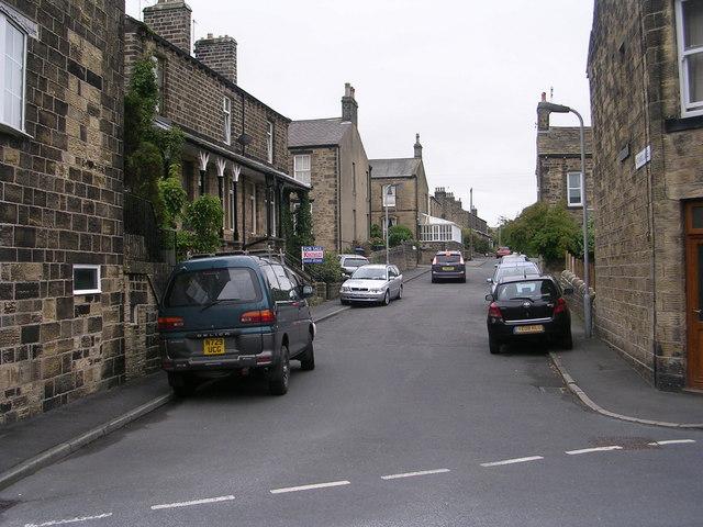 Pickard Lane - North Street