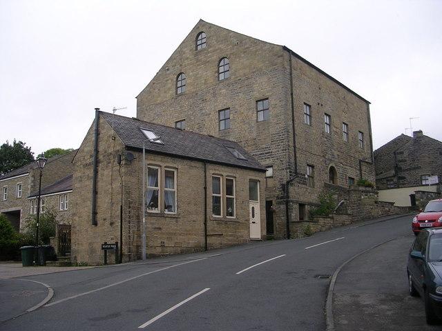 Old Methodist Chapel - Chapel Street