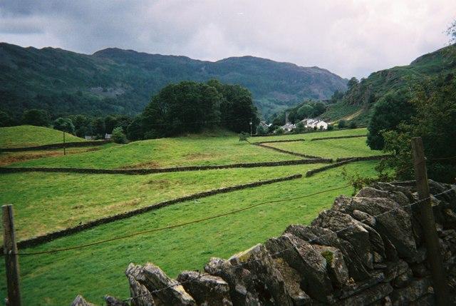 Chapel Stile and Lingmoor Fell