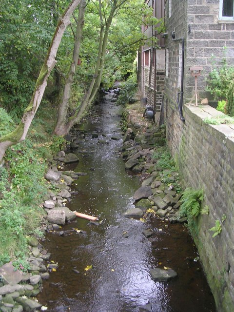 Silsden Beck - Bridge Street