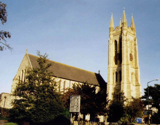 St Michael & All Angels, Bournemouth