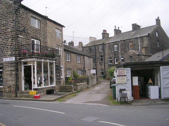 Stirling Street - Bridge Street
