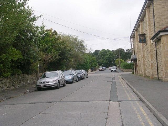 Hillcrest Avenue - Bridge Street